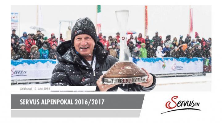 Der Servus Alpenpokal 2017