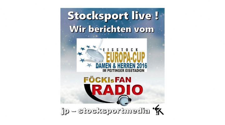 Stocksport Fan Radio unter