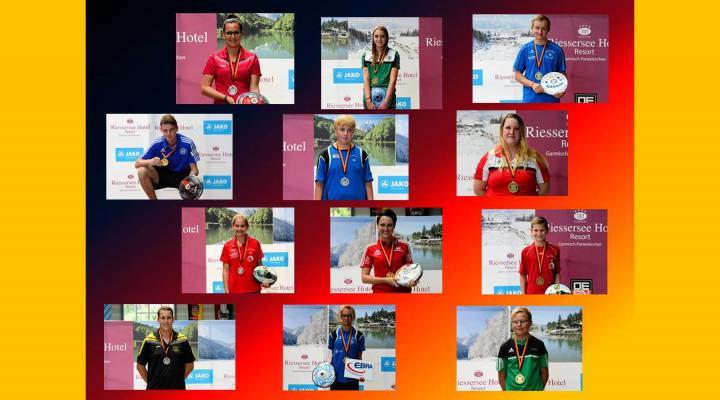Deutsche Meisterschaft 2016 auf Sommerbahnen
